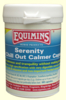 Equimins Serenity Riders Chill Out Calmer Capsules