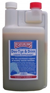 Dee-Tye & Drink 1 ltr 382 white bg