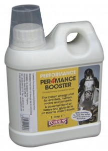 performancebooster 1litre bottle