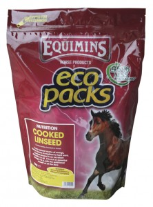 Cooked linseed Eco pack