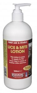Lice & Mite Lotion