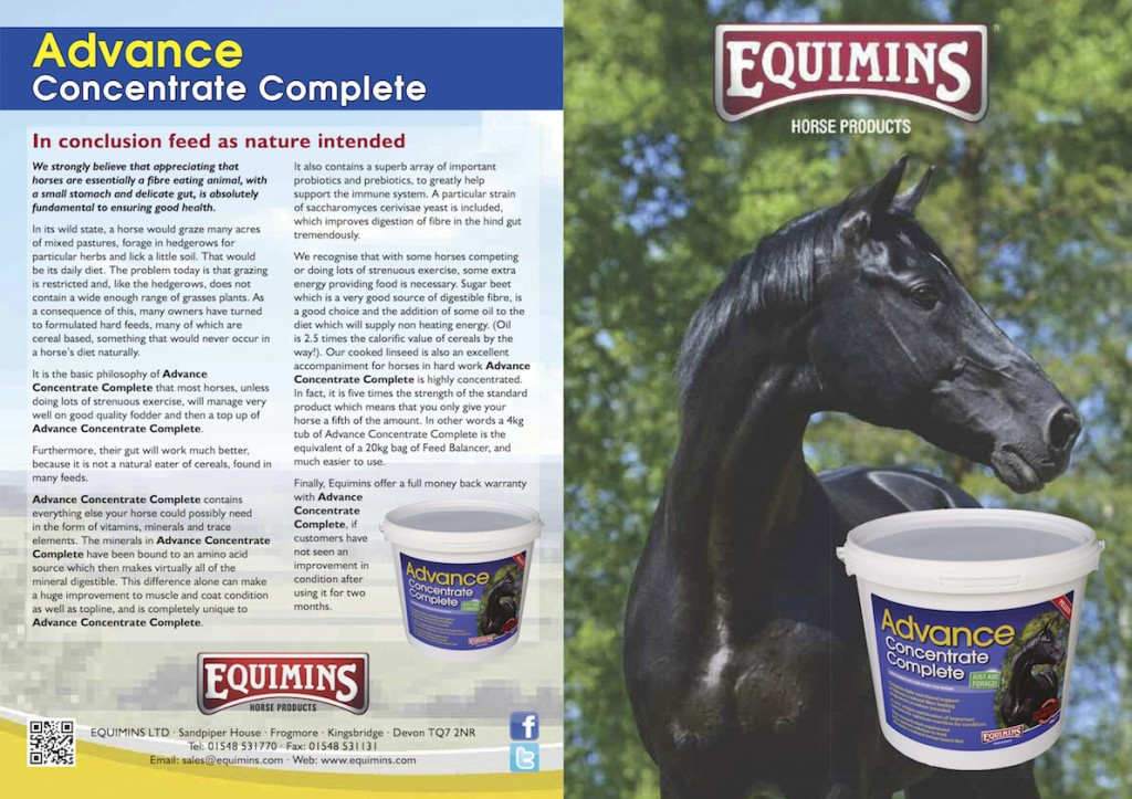 Advance Concentrate Complete 4 page leaflet September 2014[12] copy
